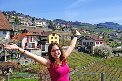 About Laia, traveler and writer in Dream Travel Girl