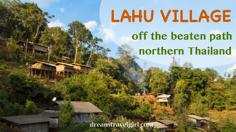 Lahu Village Exploring Off The Beaten Path Northern Thailand