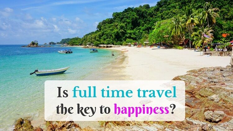 Is Full Time Travel The Key To Happiness